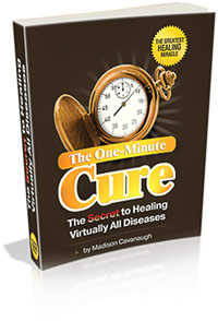 The One Minute Cure by Madison Cavanaugh